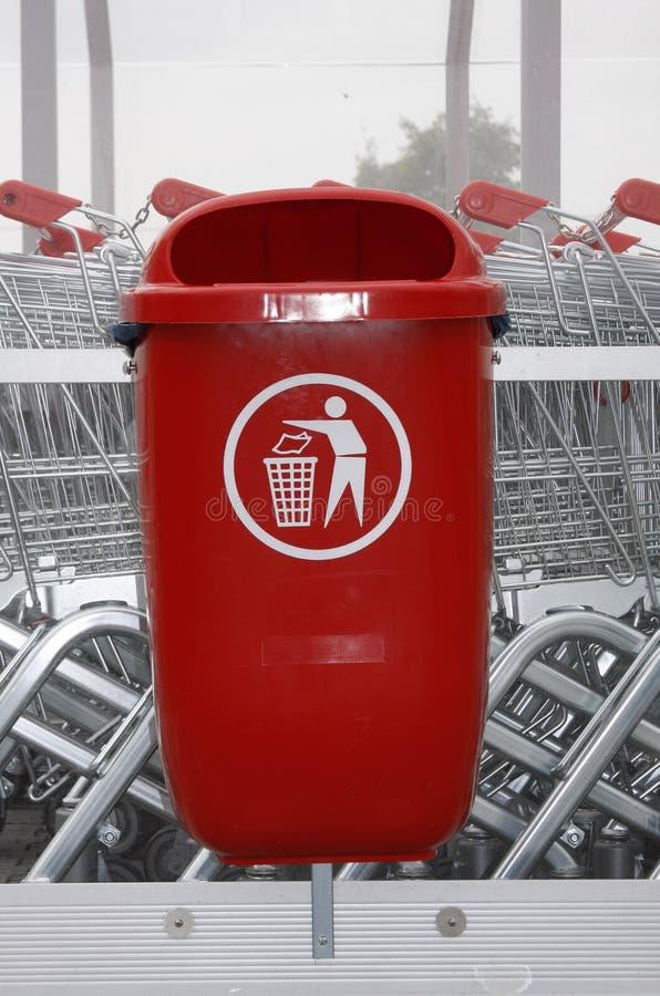απόβλητα εμπορευματοκ&iota στοκ φωτογραφία με δικαίωμα ελεύθερης χρήσης
