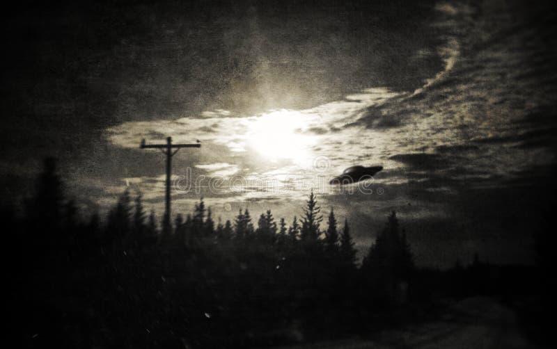 Απόδειξη των αλλοδαπών στην Αλάσκα! στοκ φωτογραφίες με δικαίωμα ελεύθερης χρήσης