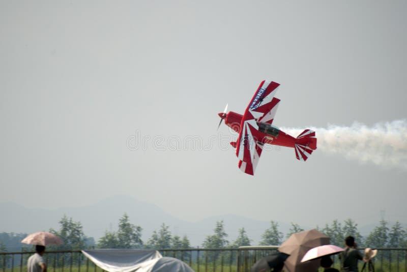 Απόδοση πτήσης λιμνών στοκ φωτογραφία με δικαίωμα ελεύθερης χρήσης
