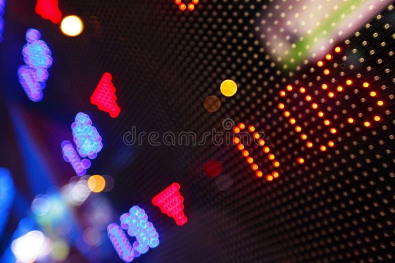 απόθεμα αγοράς παρουσία&si στοκ φωτογραφίες