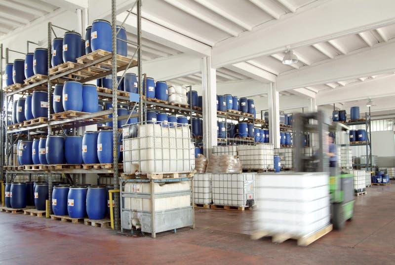 Απόθεμα των χημικών ουσιών στοκ φωτογραφίες με δικαίωμα ελεύθερης χρήσης