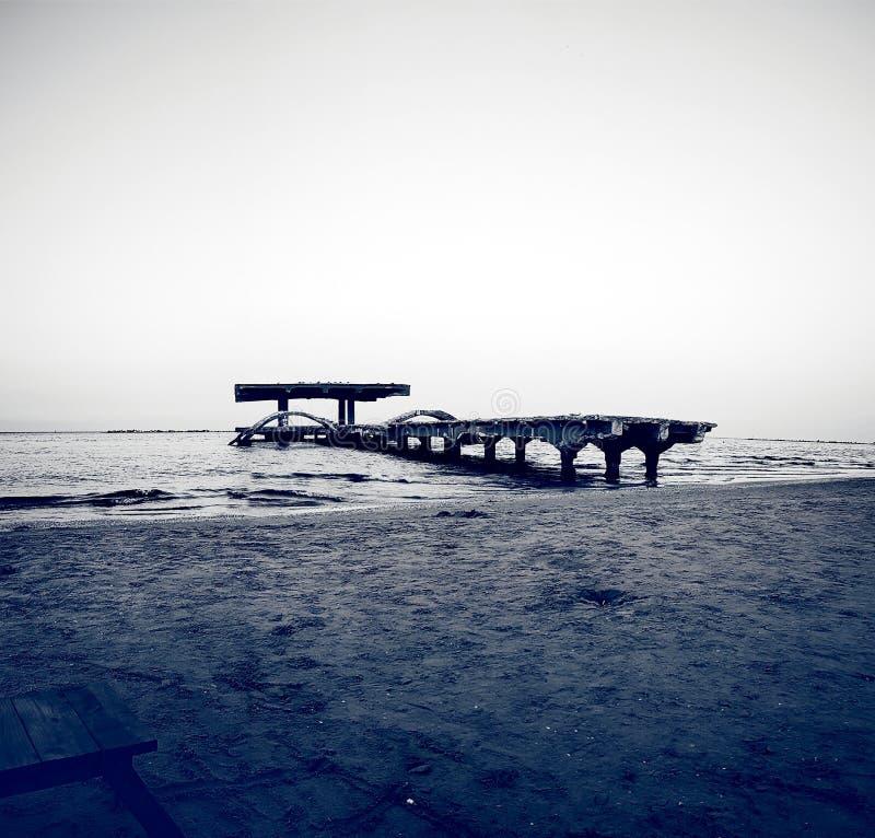 Απόκοσμη θάλασσα στοκ φωτογραφίες