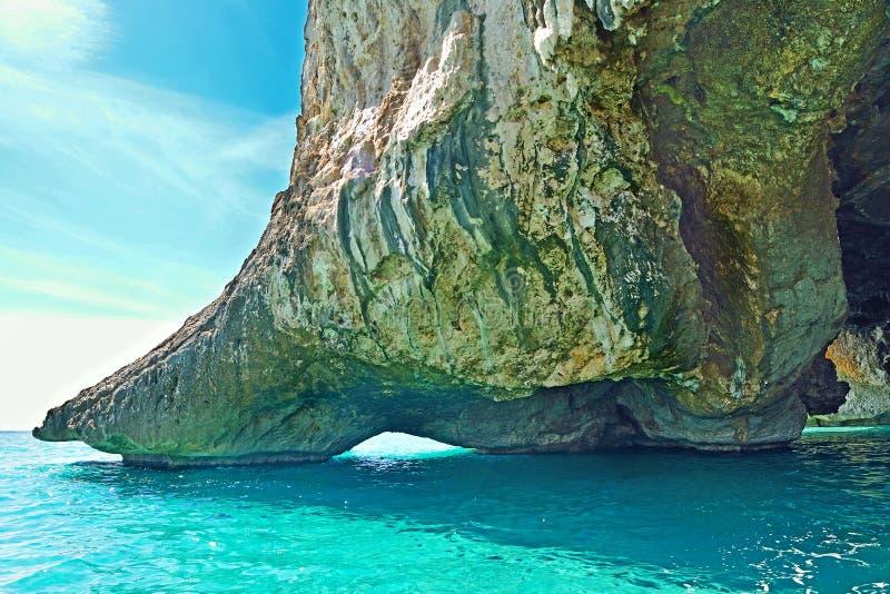 απόμακρη πιθανότητα έκθεσης εισόδων σπηλιών στοκ εικόνες