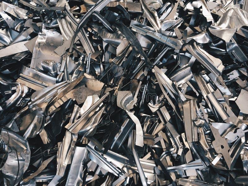 Απόρριμα σιδήρου στοκ φωτογραφίες με δικαίωμα ελεύθερης χρήσης