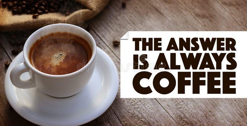 Απόσπασμα καφέ στοκ εικόνα με δικαίωμα ελεύθερης χρήσης