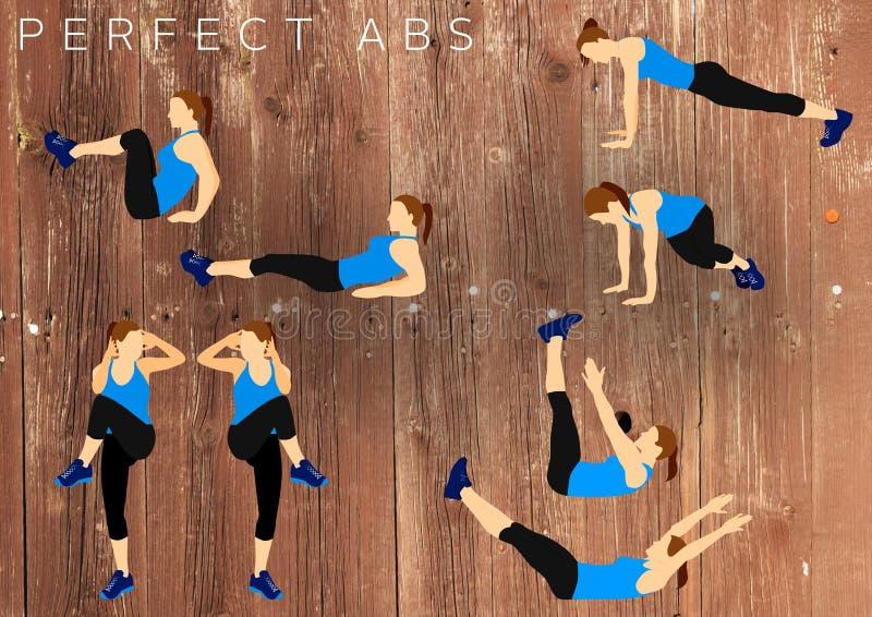 Απόσπασμα κινήτρου ικανότητας και γυμναστικής στοκ εικόνα
