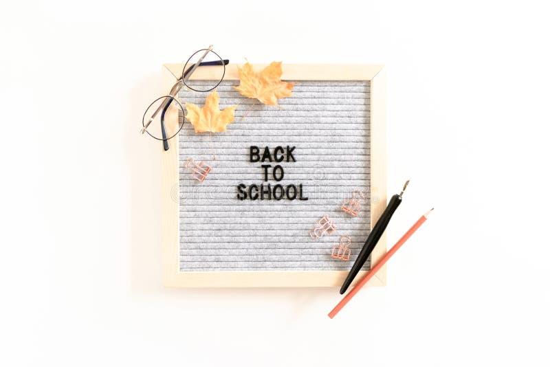 Απόσπασμα πίσω στο σχολείο στοκ εικόνα με δικαίωμα ελεύθερης χρήσης