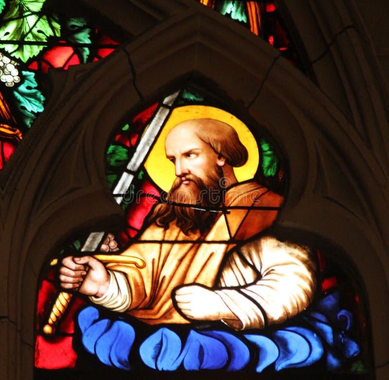 Απόστολος του Saint-Paul στοκ φωτογραφίες με δικαίωμα ελεύθερης χρήσης