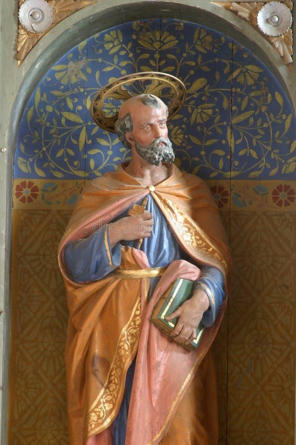 απόστολος Peter Άγιος στοκ φωτογραφίες με δικαίωμα ελεύθερης χρήσης