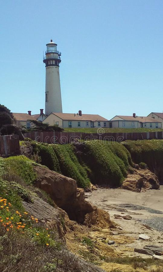 Απότομος βράχος θάλασσας στοκ φωτογραφίες με δικαίωμα ελεύθερης χρήσης