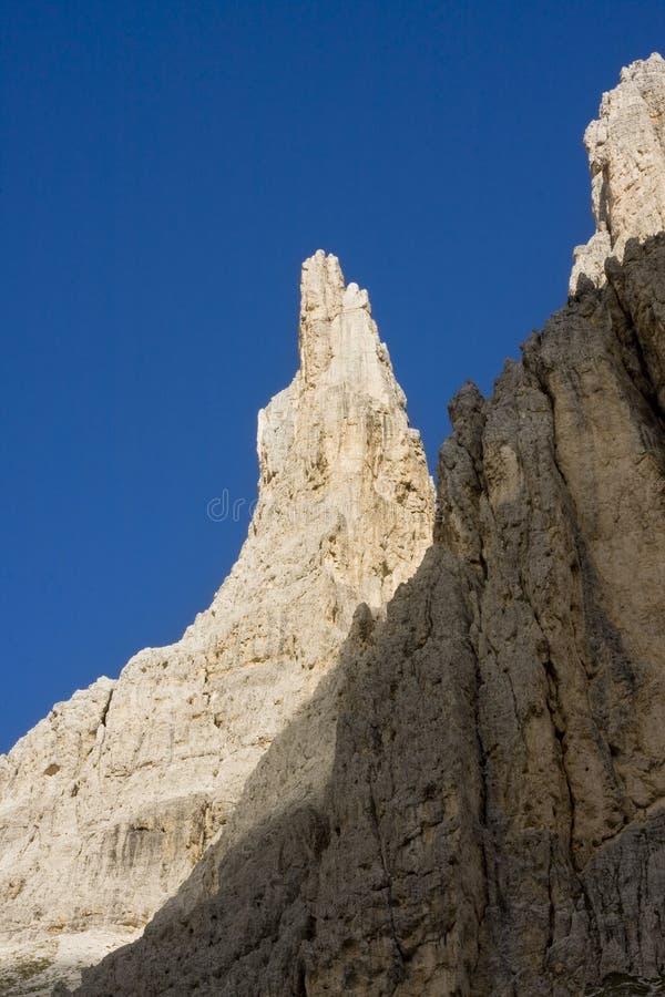 απότομος πύργος βουνών στοκ φωτογραφίες με δικαίωμα ελεύθερης χρήσης