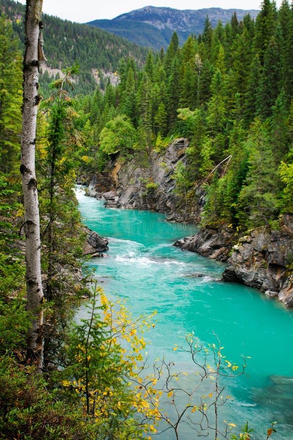 Απόψεις ποταμών στοκ εικόνα