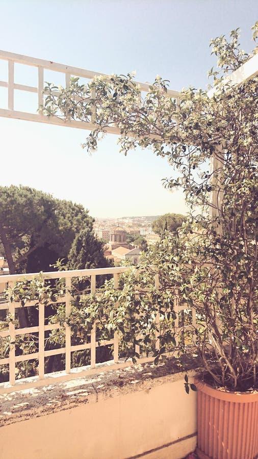 Απόψεις της Ρώμης στοκ φωτογραφία