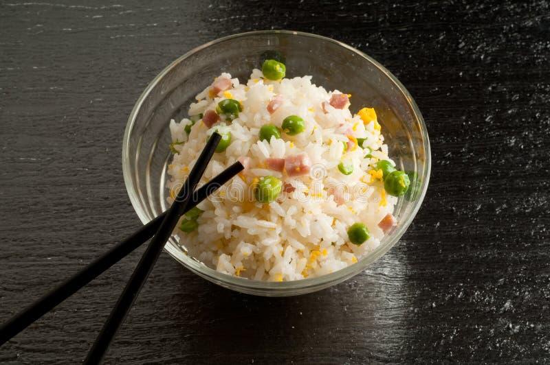 από την Καντώνα ρύζι στοκ φωτογραφία