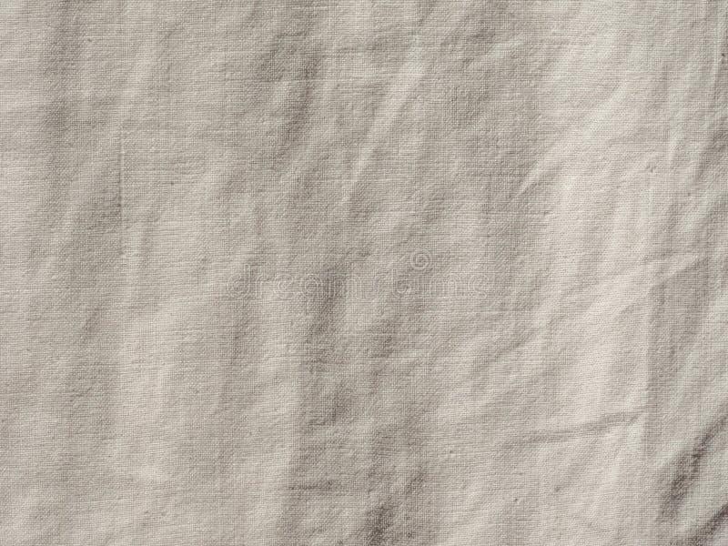 Από το άσπρο υπόβαθρο σύστασης υφάσματος στοκ εικόνα με δικαίωμα ελεύθερης χρήσης