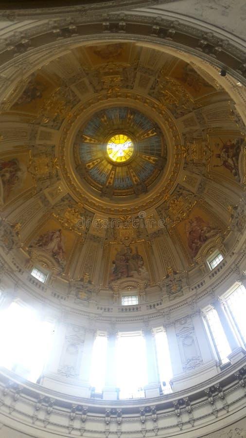 από το Βερολίνο DOM του Βερ& στοκ φωτογραφία