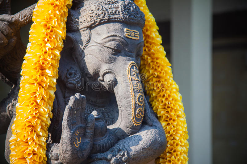 Από το Μπαλί Ganesha στοκ φωτογραφία
