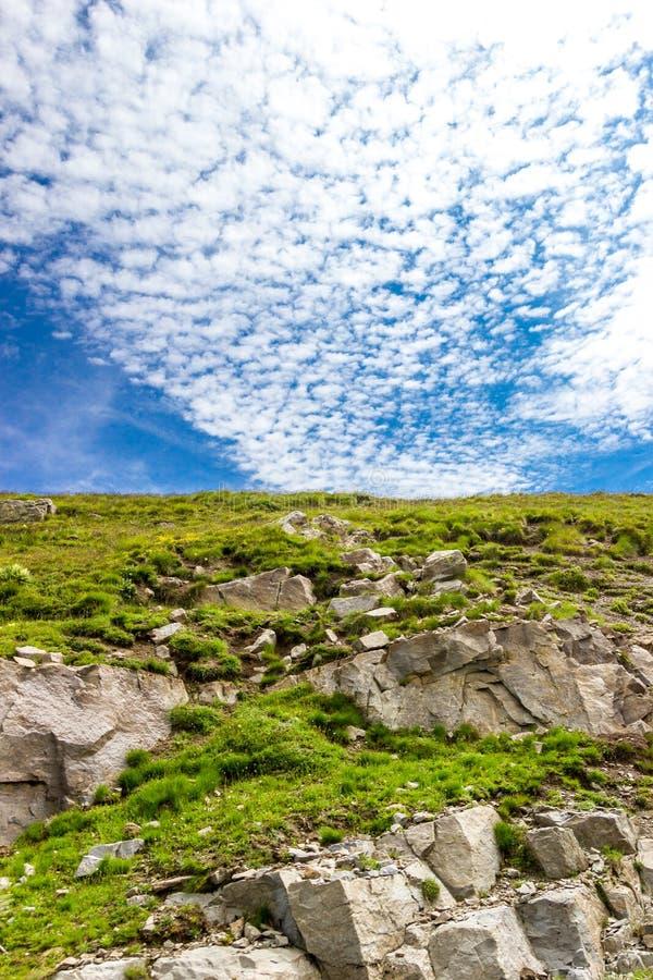 Απλή κατακόρυφος τοπίων στοκ φωτογραφία με δικαίωμα ελεύθερης χρήσης