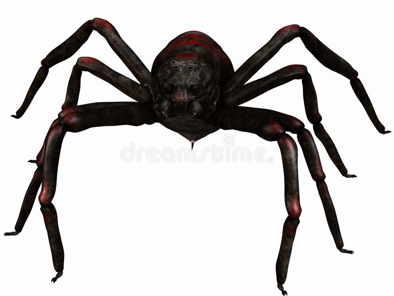 Download αράχνη φαντασίας απεικόνιση αποθεμάτων. εικονογραφία από κλείστε - 17058605