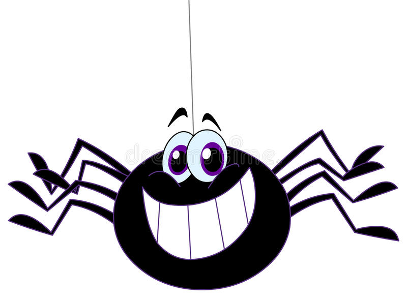 αράχνη ελεύθερη απεικόνιση δικαιώματος
