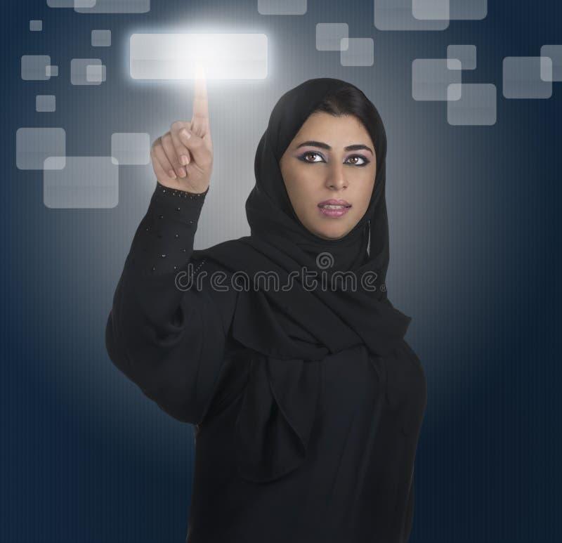 αραβική γυναίκα επιχειρ&et στοκ φωτογραφίες με δικαίωμα ελεύθερης χρήσης