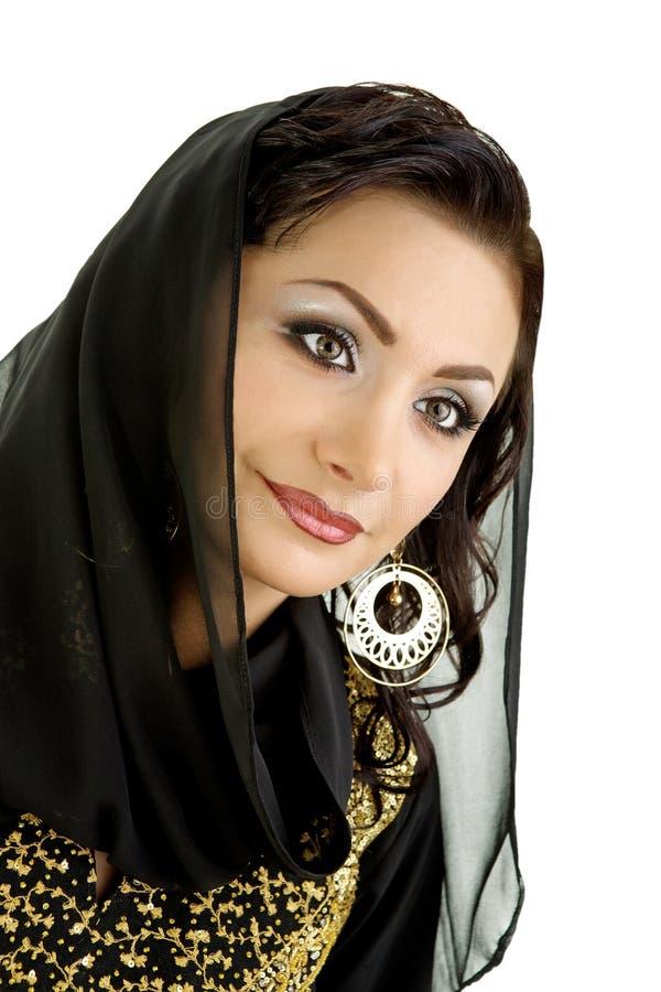 αραβική γυναίκα στοκ φωτογραφίες