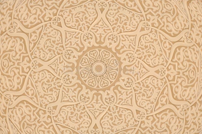 αραβική διακόσμηση Ασιάτη&s στοκ φωτογραφίες με δικαίωμα ελεύθερης χρήσης
