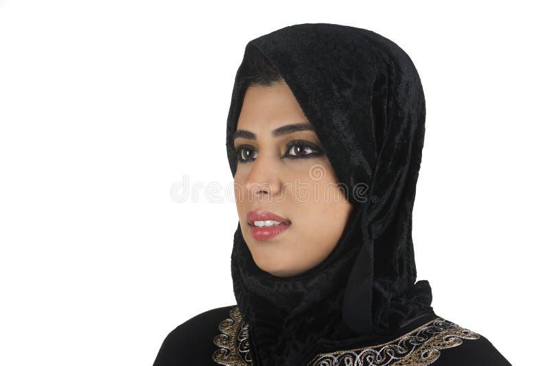 αραβική όμορφη ισλαμική γ&upsil στοκ φωτογραφία με δικαίωμα ελεύθερης χρήσης