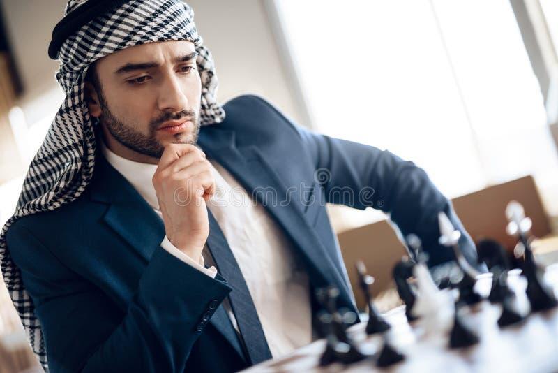 αραβικός επιχειρηματίας στοκ φωτογραφίες με δικαίωμα ελεύθερης χρήσης