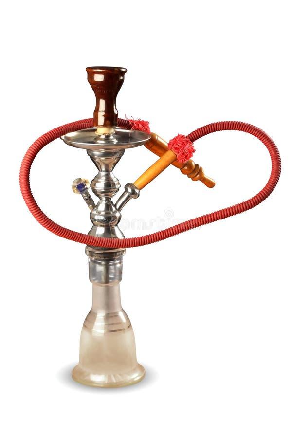 αραβικό κάπνισμα sheesha σωλήνων ho στοκ φωτογραφία