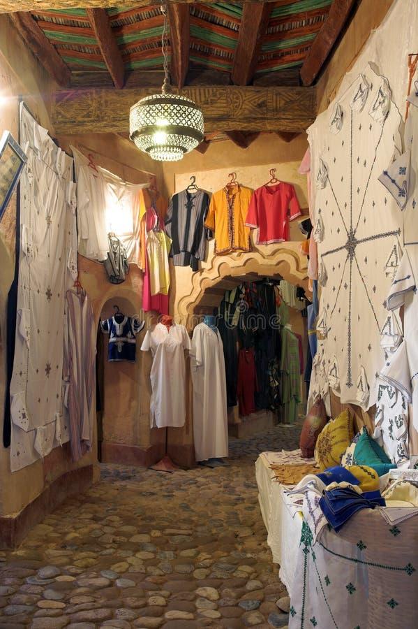 αραβικό κατάστημα στοκ εικόνα