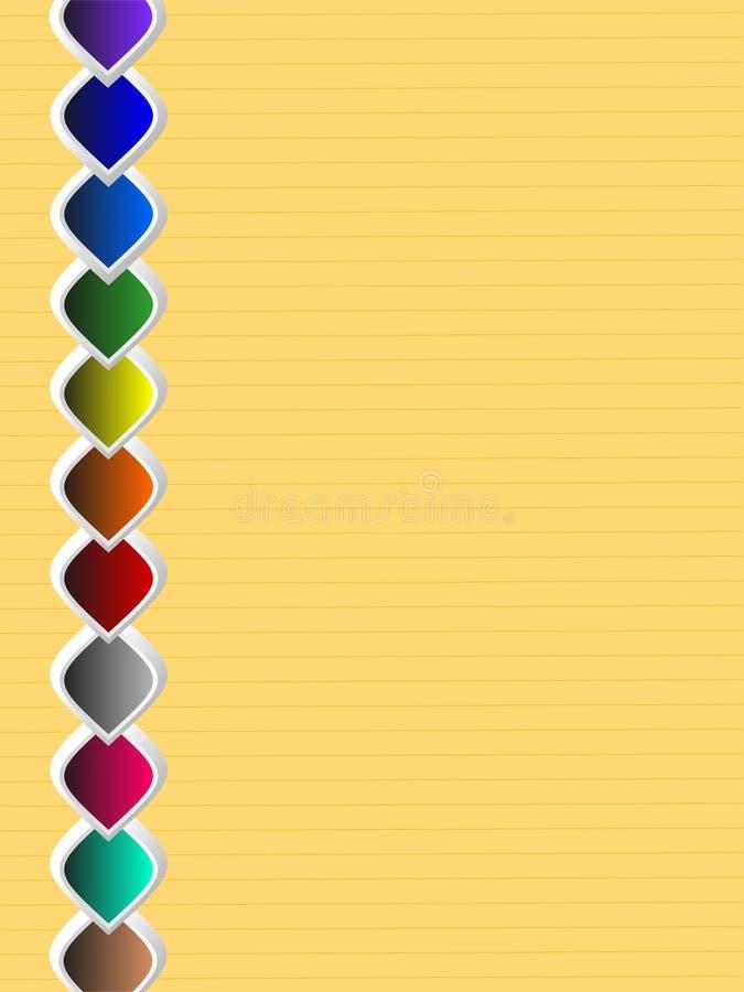 Αραβικό υπόβαθρο σχεδίων ύφους στοκ εικόνα με δικαίωμα ελεύθερης χρήσης