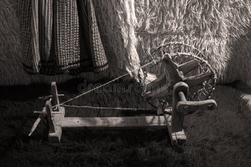 αργαλειός στοκ φωτογραφία με δικαίωμα ελεύθερης χρήσης