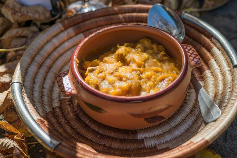 Αργεντινή κουζίνα Locro στοκ εικόνα με δικαίωμα ελεύθερης χρήσης