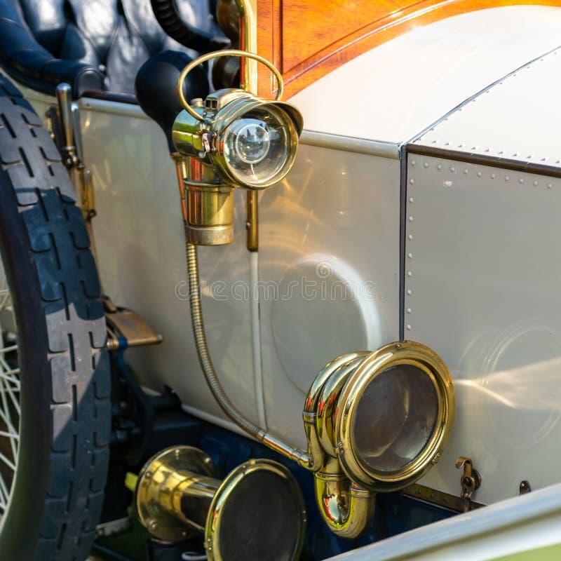 Αργυρό Φάντασμα Ρος-Ρόις 1913 στοκ εικόνα με δικαίωμα ελεύθερης χρήσης