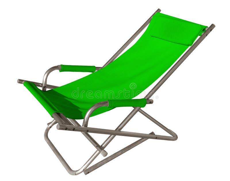 Αργόσχολος μονίππων - πράσινος στοκ εικόνα