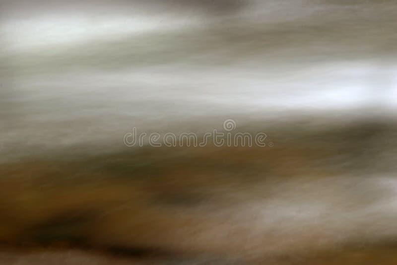αργό ύδωρ κινήσεων θαμπάδων στοκ φωτογραφίες