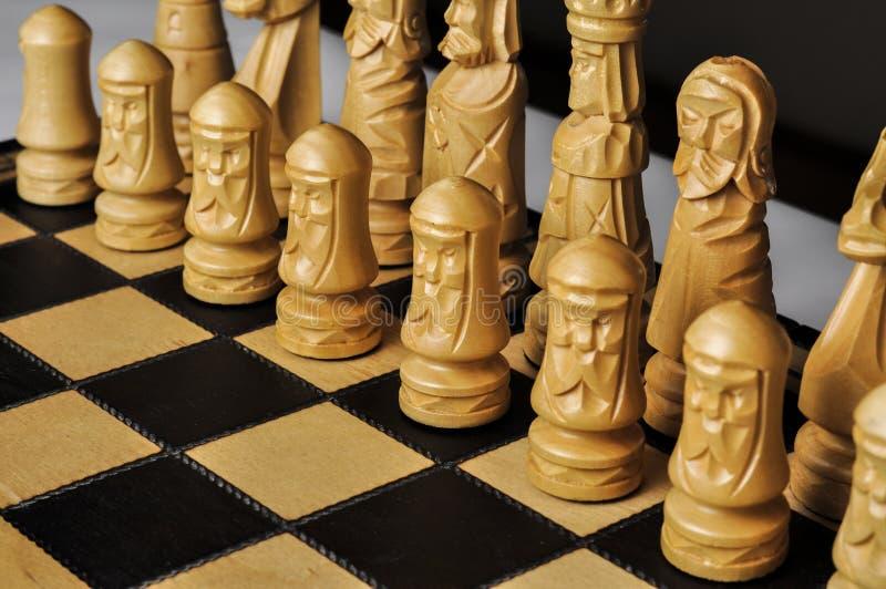 Αριθμοί σκακιερών για τον πίνακα Για να συναντήσει ο ένας τον άλλον ματ r στοκ εικόνες