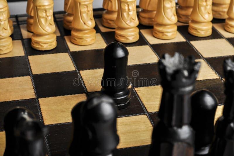 Αριθμοί σκακιερών για τον πίνακα Για να συναντήσει ο ένας τον άλλον ματ r στοκ φωτογραφία με δικαίωμα ελεύθερης χρήσης