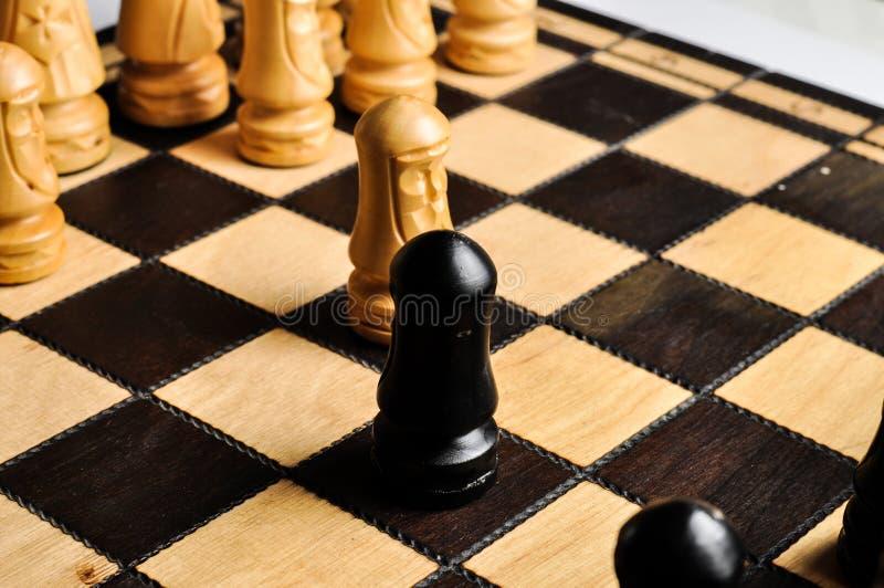 Αριθμοί σκακιερών για τον πίνακα Για να συναντήσει ο ένας τον άλλον ματ r στοκ φωτογραφίες με δικαίωμα ελεύθερης χρήσης