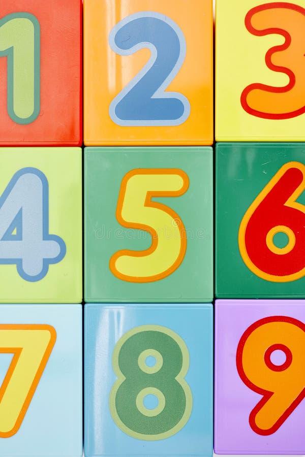 αριθμοί στοκ εικόνα με δικαίωμα ελεύθερης χρήσης