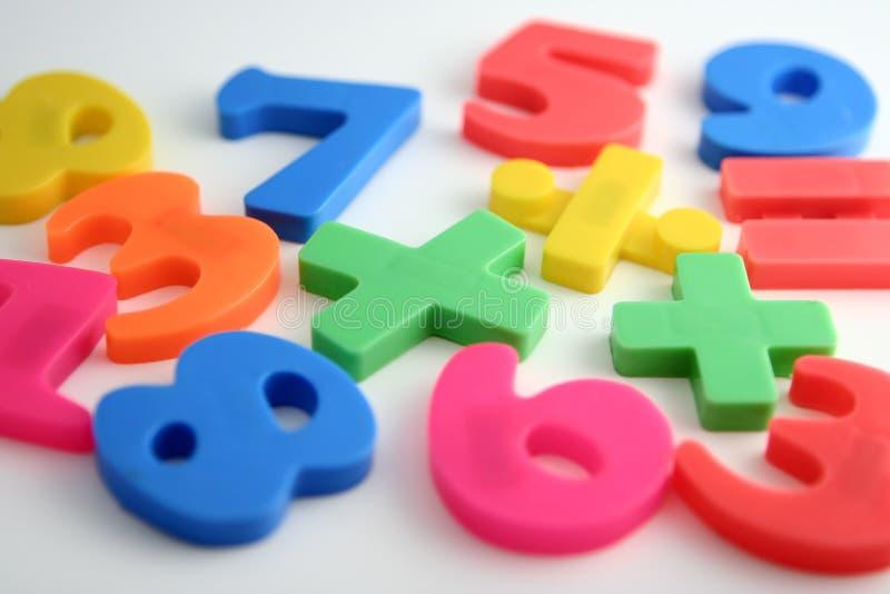 Download αριθμοπαραστάσεις στοκ εικόνα. εικόνα από χρώματα, αλφάβητων - 390861