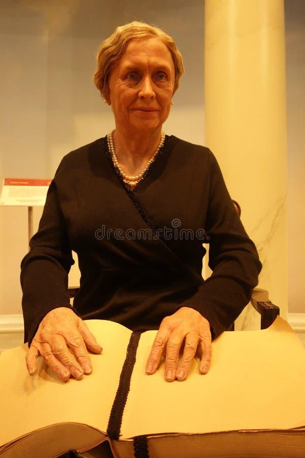 Αριθμός κεριών της Helen Keller στοκ φωτογραφία με δικαίωμα ελεύθερης χρήσης
