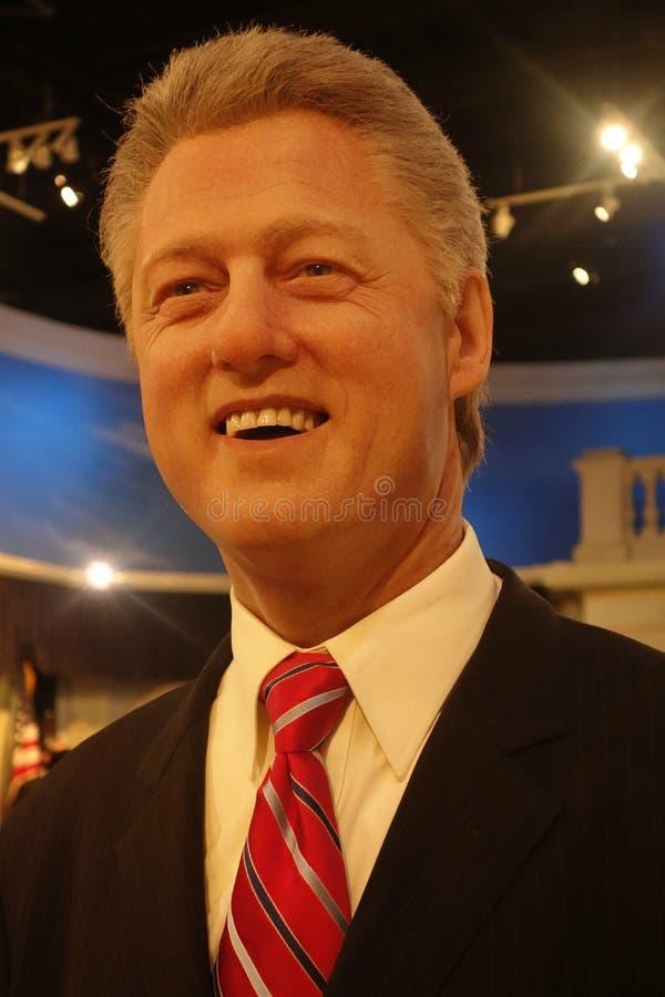 Αριθμός κεριών του Bill Clinton στοκ εικόνες