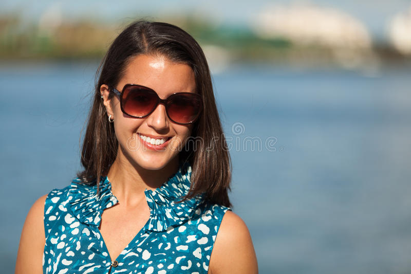 Αρκετά νέα γυναίκα στοκ φωτογραφίες με δικαίωμα ελεύθερης χρήσης
