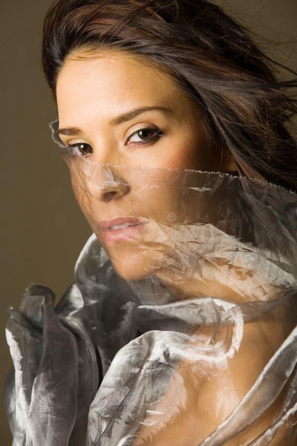 αρκετά προκλητική γυναίκ&a στοκ φωτογραφία με δικαίωμα ελεύθερης χρήσης