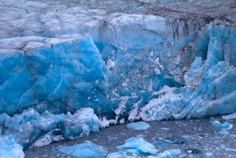 Αρκτικός παγετώνας στοκ φωτογραφίες με δικαίωμα ελεύθερης χρήσης