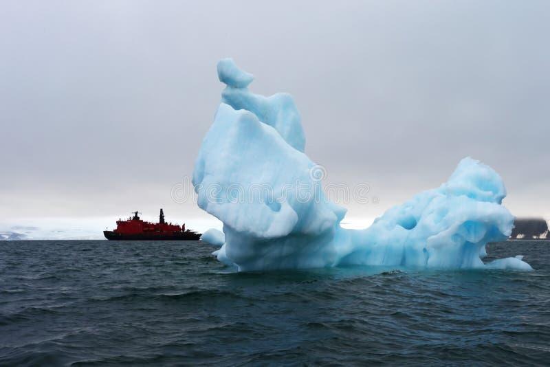 Αρκτικός παγετώνας στοκ φωτογραφία με δικαίωμα ελεύθερης χρήσης
