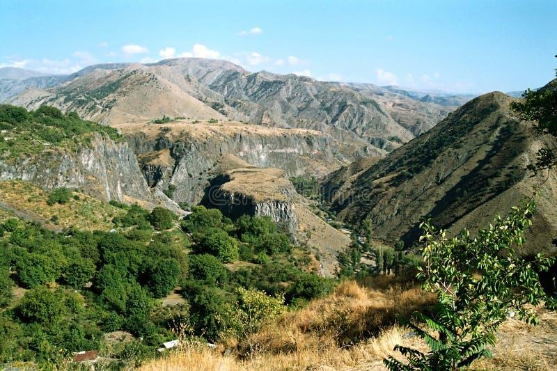 Αρμενία mountanes στοκ φωτογραφία με δικαίωμα ελεύθερης χρήσης