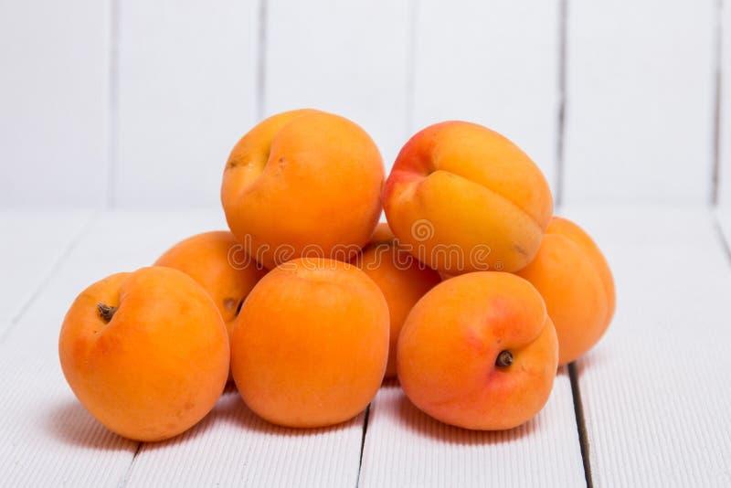 Αρμενικό δαμάσκηνο (armeniaca Prunus) στοκ εικόνες με δικαίωμα ελεύθερης χρήσης